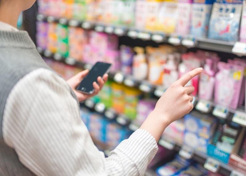 ドラッグストアによくある製品はどれに該当するのか
