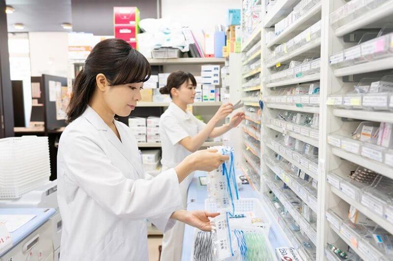 調剤薬局での登録販売者の仕事とは?実務経験は積めるのか