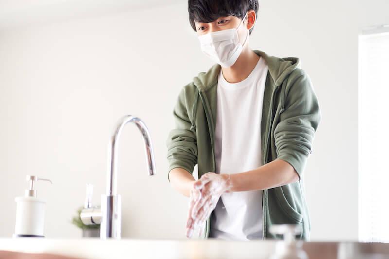 感染しない、させない。個人でもできる新型コロナウイルス対策