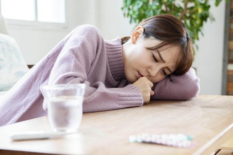 咳の種類の見わけ方