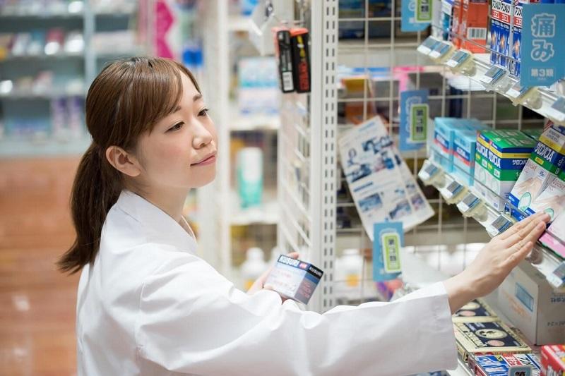 風邪薬・予防薬の売場づくり