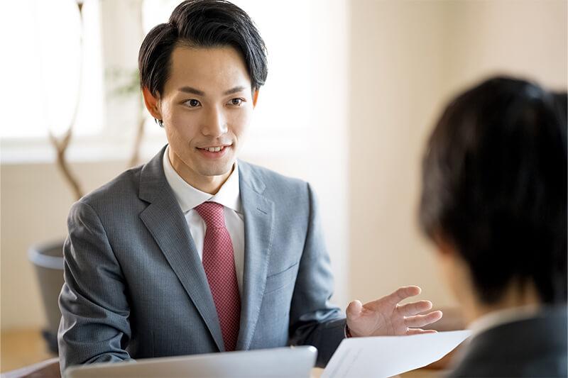 【40代男性Mさん】面接練習の質問がそのまま⁉自信をもって臨めた面接本番