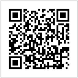 チアジョブ登販LINE公式アカウントQRコード