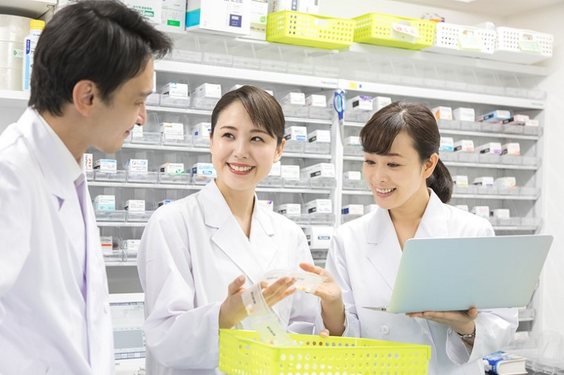 登録販売者と薬剤師の違い