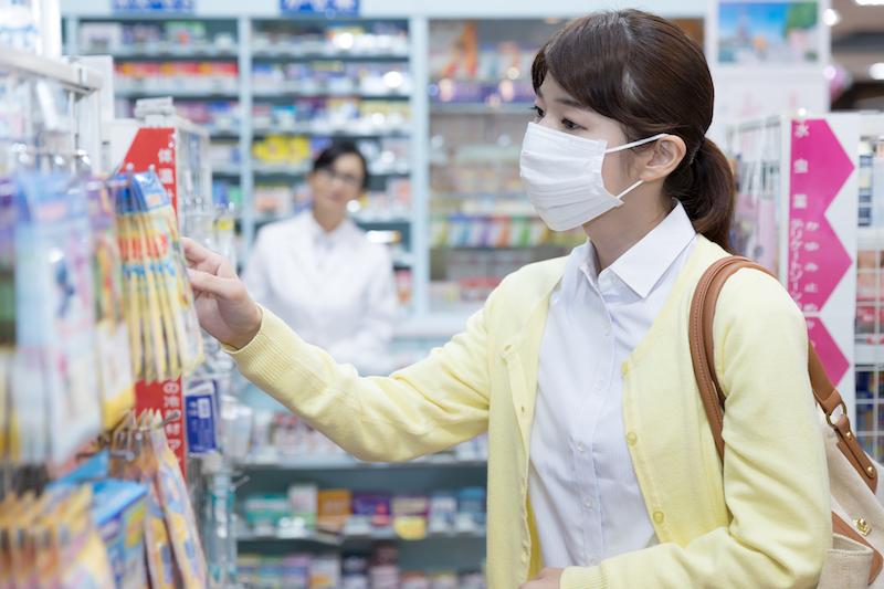 口内炎の症状で来店されたお客さまへの対応