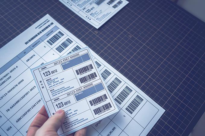 製造業(現品票・製品ラベル)のイメージ1