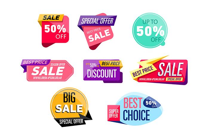 小売業(POP、棚札、クーポン)のイメージ1