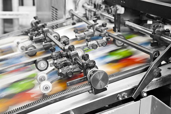 印刷業・包装業のイメージ1