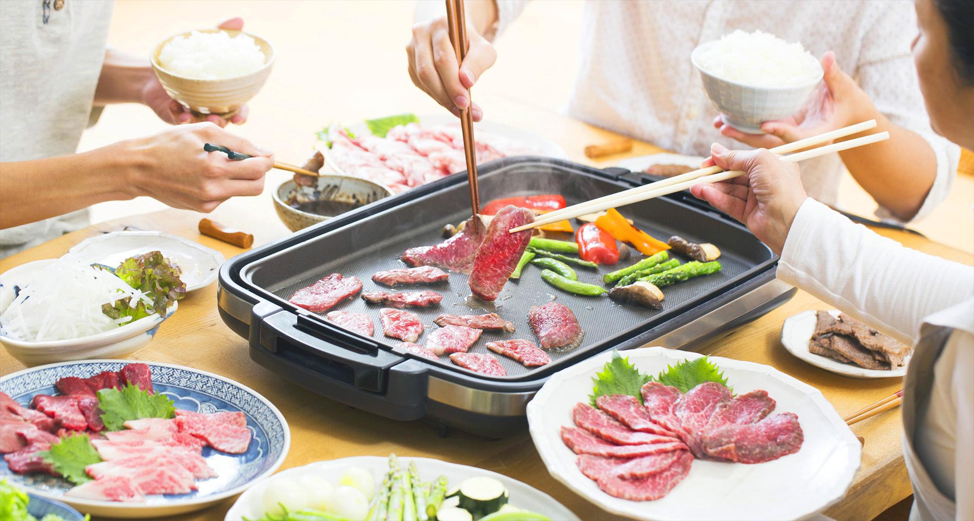 日本の食と安全に貢献します